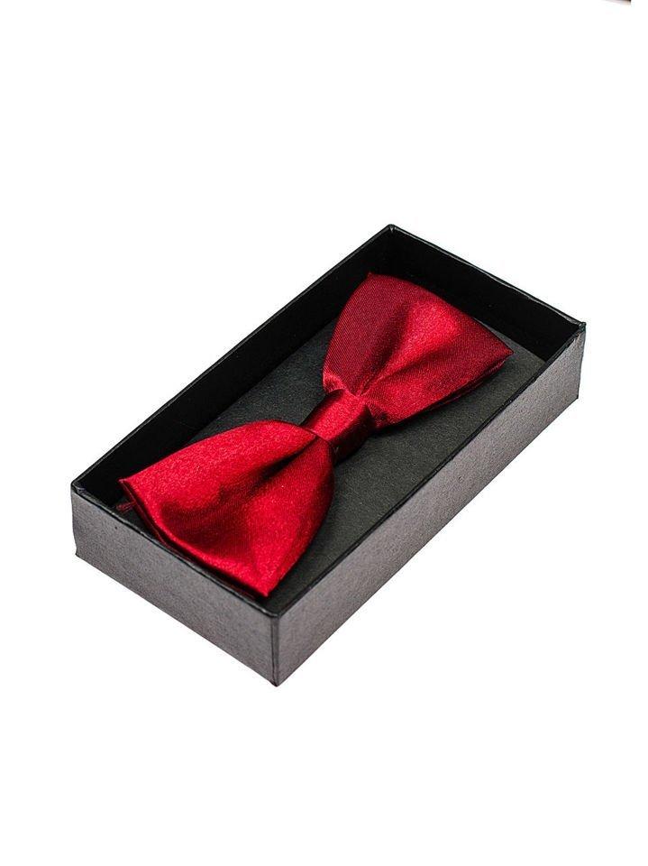 Papion elegant pentru bărbați bordo Bolf M001