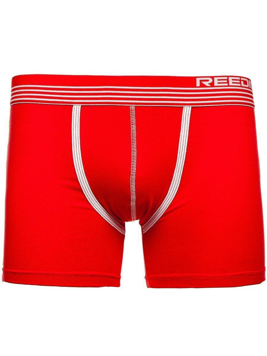 Boxeri pentru bărbați roșu Bolf G513