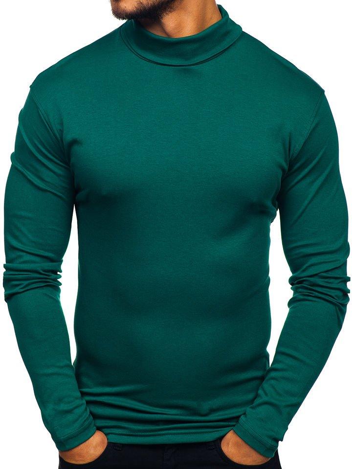 Maletă bărbați verde Bolf 145347 imagine