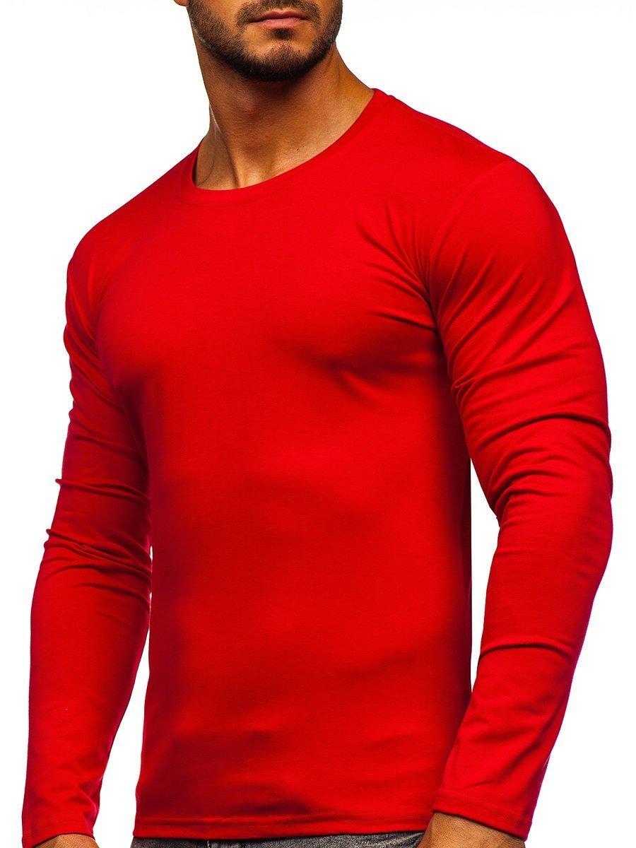 Bluză bărbați roșie Bolf 2088L imagine