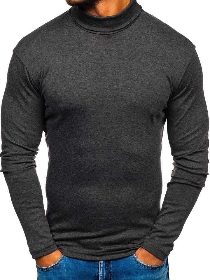 Maletă bărbați gri-antracit Bolf 145347 imagine
