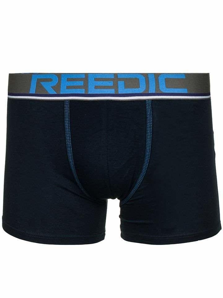 Boxeri pentru bărbați bleumarin Bolf G501