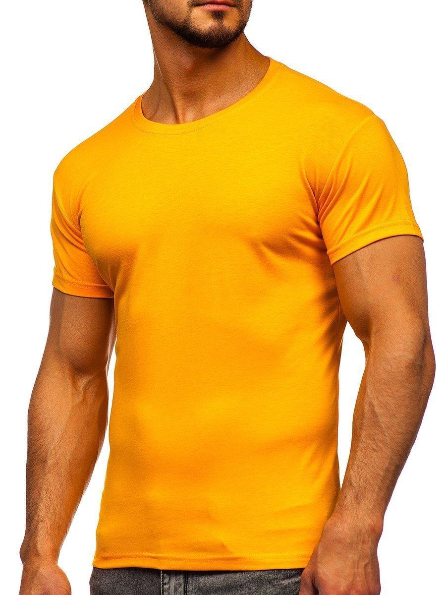 Tricou bărbați portocaliu Bolf 2005 imagine