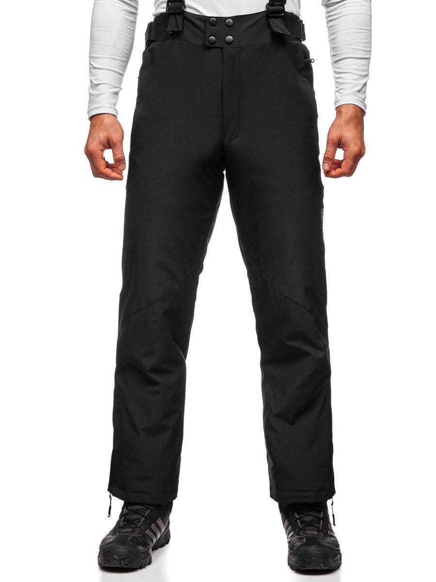 Pantaloni de ski negri Bolf BK161 imagine