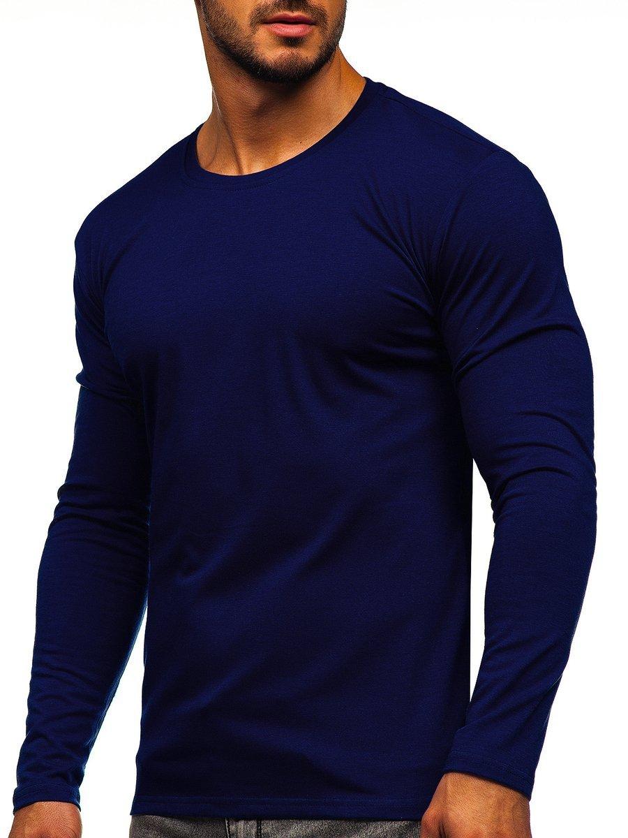 Bluză bărbați bleumarin Bolf 2088L imagine