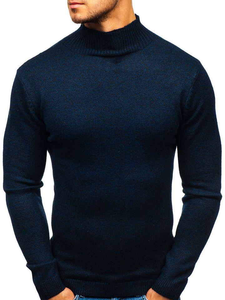 Pulover pentru bărbat bluemarin Bolf H1801 imagine