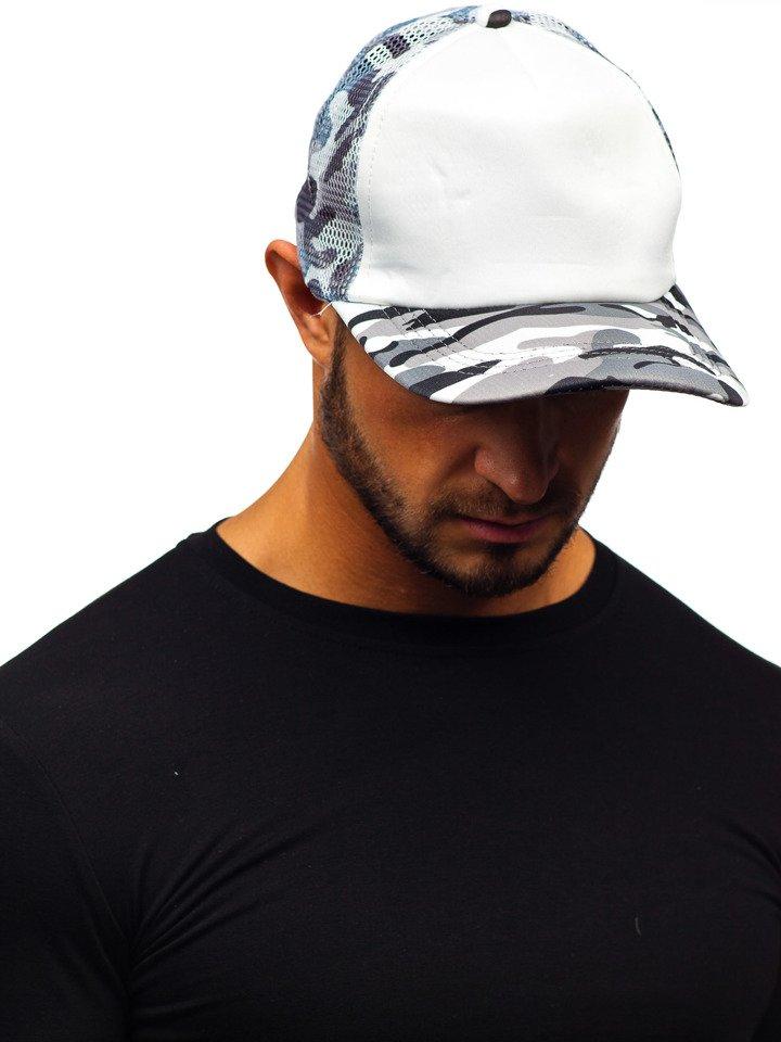 Șapcă cu cozoroc multicolor Bolf CZ33C imagine